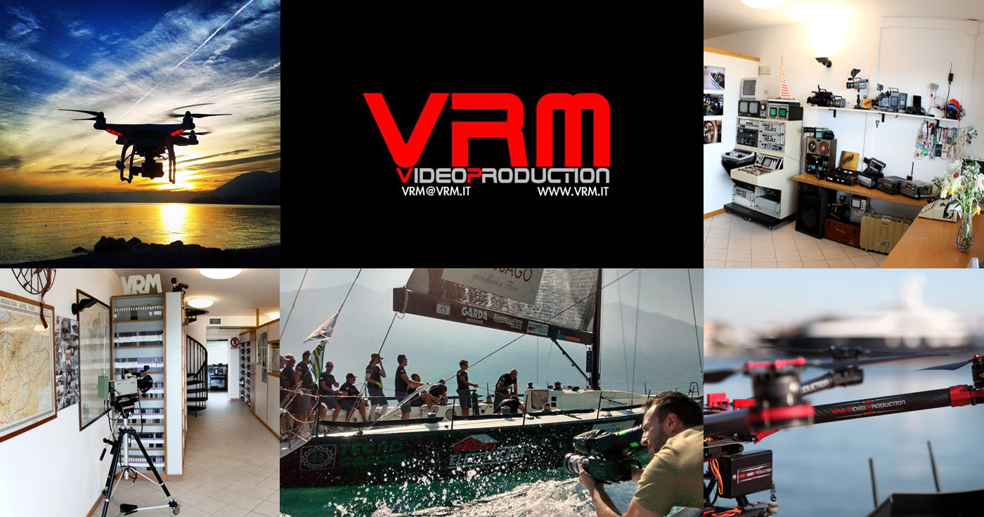 Logo VRM Videoproduction